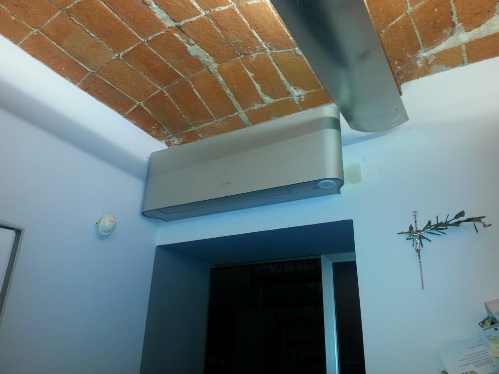 climatizzazione impianti civili
