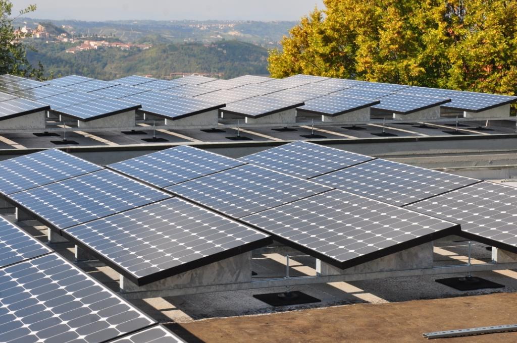 Fotovoltaico impianto civile